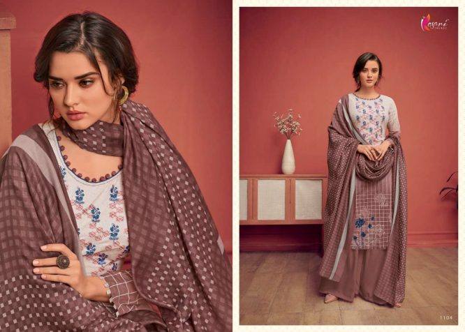 ALISA PURE CAMBRIC PRINT WITH EMBROIDERY DRESS BEAUTIFUL STYLISH SHARARA SUITS FANCY COLORFUL CASUAL WEAR & ETHNIC WEAR WOMENS DRESS MATERIAL FOR LADIES PARTY WEAR CASUAL DRESSES FOR GIRLS FANCY CLOTHES